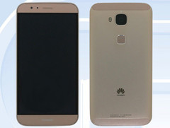 Huawei G8 smartphone unveiled through leaked images