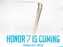 Huawei Honor 7 could sell for as much as $600 USD