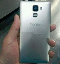 Huawei Honor 7 with 4G LTE and all-metal design
