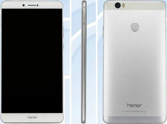 Huawei Honor V8 Max Android phablet shows up at TENAA
