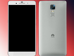 Render images appear online for Huawei Mate 8