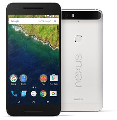 Huawei Nexus 6P Android 6.0 Marshmallow phablet