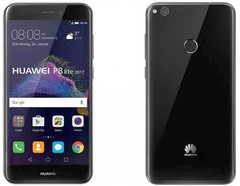 Huawei P8 Lite (2017) Android smartphone with Kirin 655 SoC and Android 7.0 Nougat