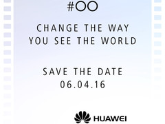Huawei P9 teaser hints at April 6th launch event