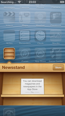 iOS 6: Skeuomorphism: Imitating real-life objects