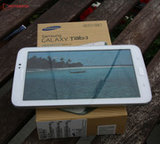 So the Galaxy Tab 3 7.0 is not really a cheap tablet and there are several limitations that must be taken into account.