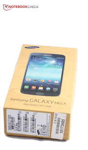 The Samsung Galaxy Mega is a phablet with an extremely large 6.3-inch display.