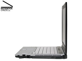 Right side: FSC Lifebook S6410 02DE