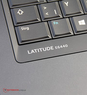 The Latitude E6440 is almost a very good business notebook, but the display affects the rating.