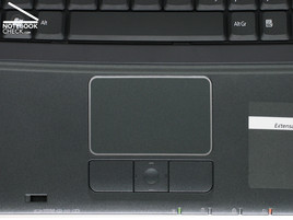 Acer Extensa 5220 touch pad