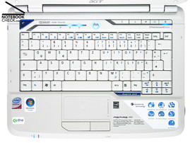 Acer Aspire 2920 Keyboard