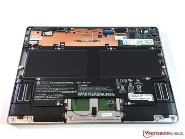 EliteBook Folio G1 without bottom panel