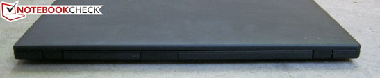 Rear: SIM card slot