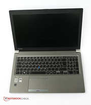 The casing features a large keyboard including number pad.