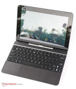 In review: Asus Transformer Pad TF303CL-1D050A. Review sample courtesy of Asus Germany.