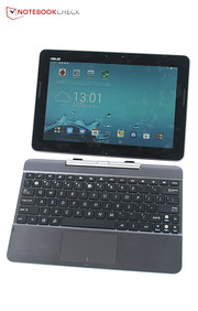 Inserting and releasing the tablet also functions reliably.