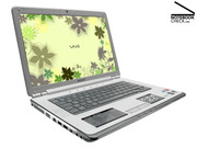 Under review: Sony Vaio VGN-CR31S/W Notebook