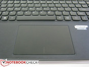 Essentially identical touchpad to the U300s
