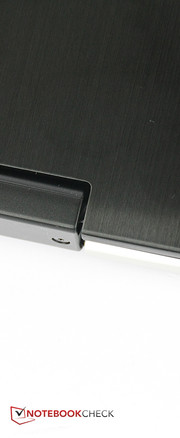 However, the 360-degrees hinge at the back is even more important than the metal case.