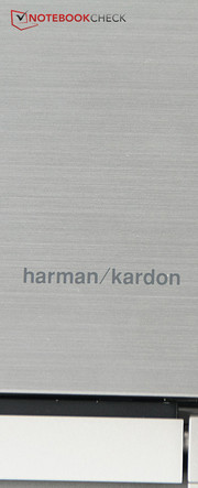The cooperation with Harman Kardon doesn't help much either.