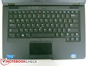 Chiclet keyboard