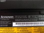 The alternative offered by Lenovo is two additional batteries with a capacity of 28 and 56 Wh each