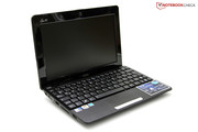 We reviewed the latest Asus Eee PC 1011CX in black.