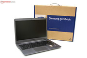 Under Review: Samsung 530U3C-A01DE. Courtesy of: Notebooksbilliger.de