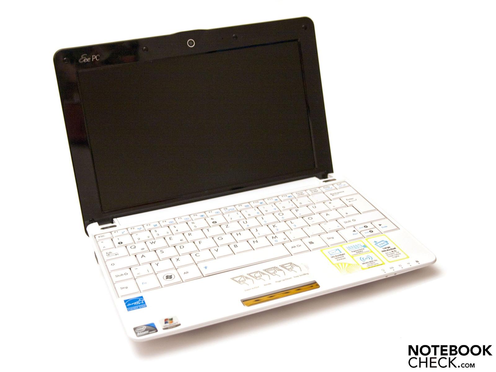 Laptop Driver: Asus Eee PC 900HA windows 7 drivers