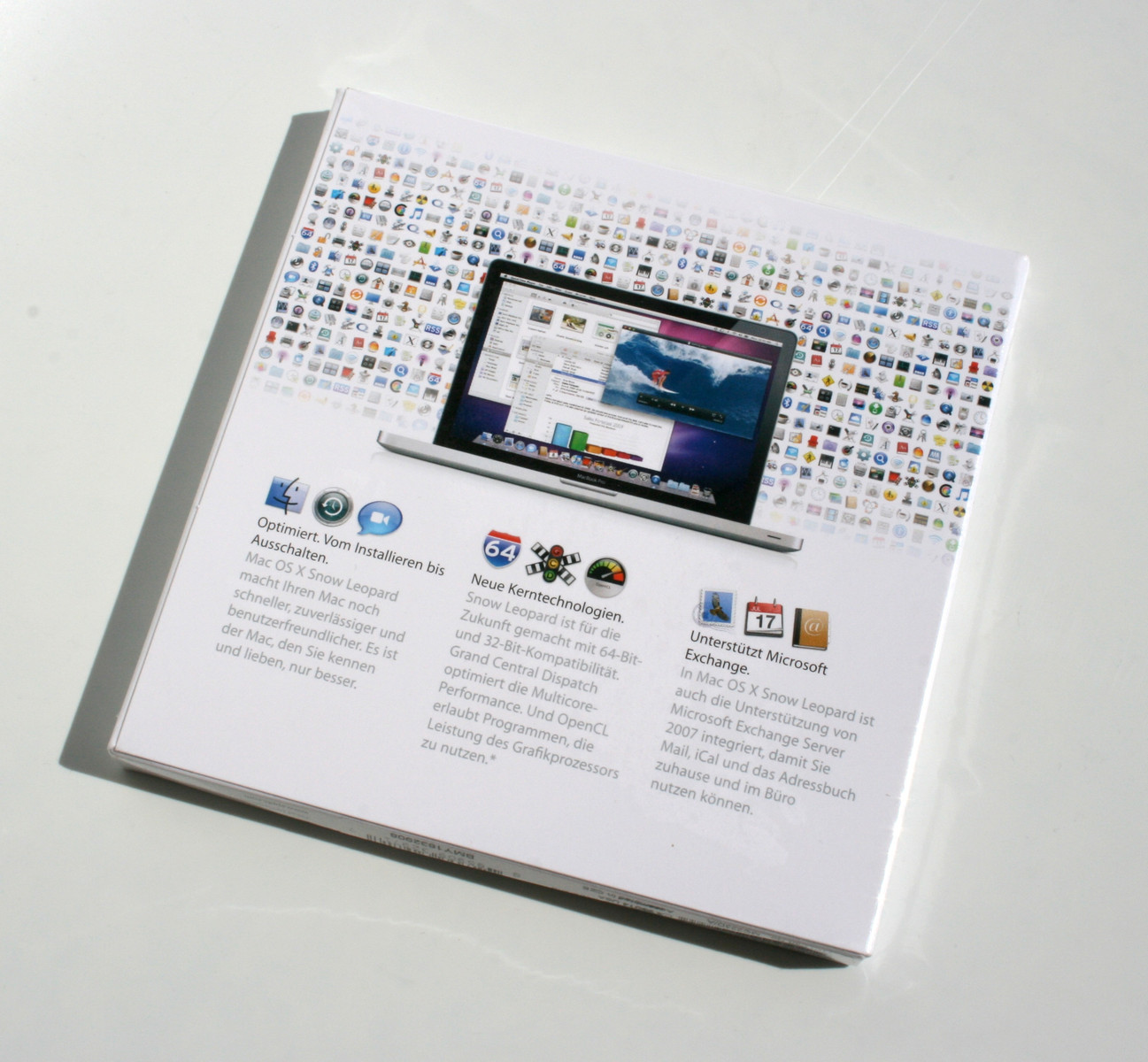 Mac OS X 10 6 Snow Leopard in Review - NotebookCheck net Reviews