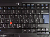 Right half of the keyboard