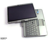 ...as well as use as a tablet PC