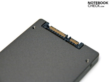 SATA II connection