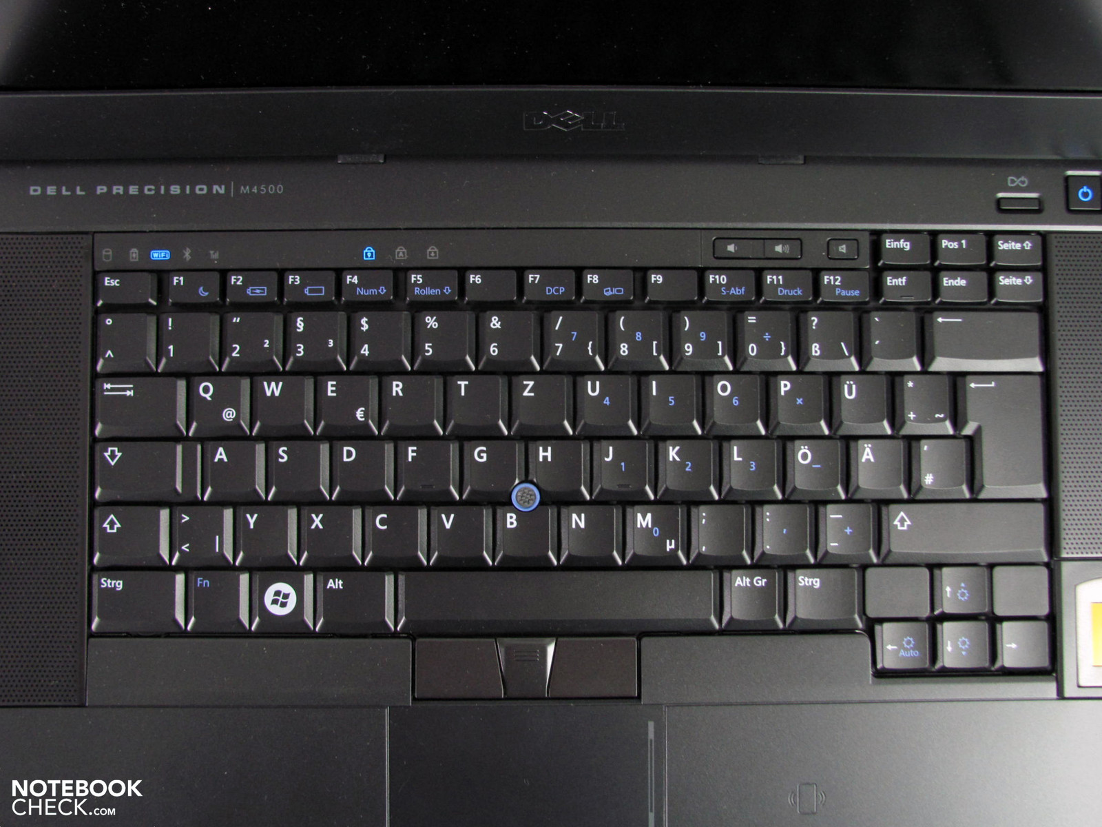 Review Dell Precision M4500 (i7-940XM) Notebook