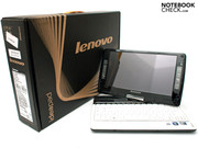 In Review: Lenovo IdeaPad S10-3t Convertible, by courtesy of Notebooksbilliger.de