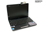 The Eee PC is currently one of the strongest netbooks on the market.
