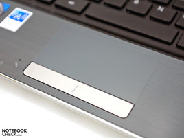 Good touchpad (multi-touch)