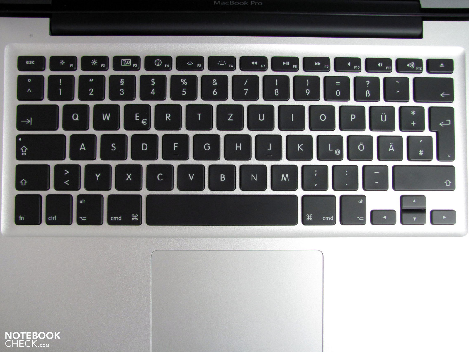 Review Apple Macbook Pro 13 Early 2011 2 3 Ghz Dual Core