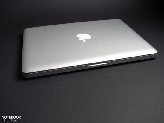 Review Apple MacBook Pro 13 Early 2011 (2 3 GHz dual-core, glare