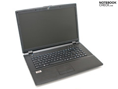 Schenker XMG A701 Notebook