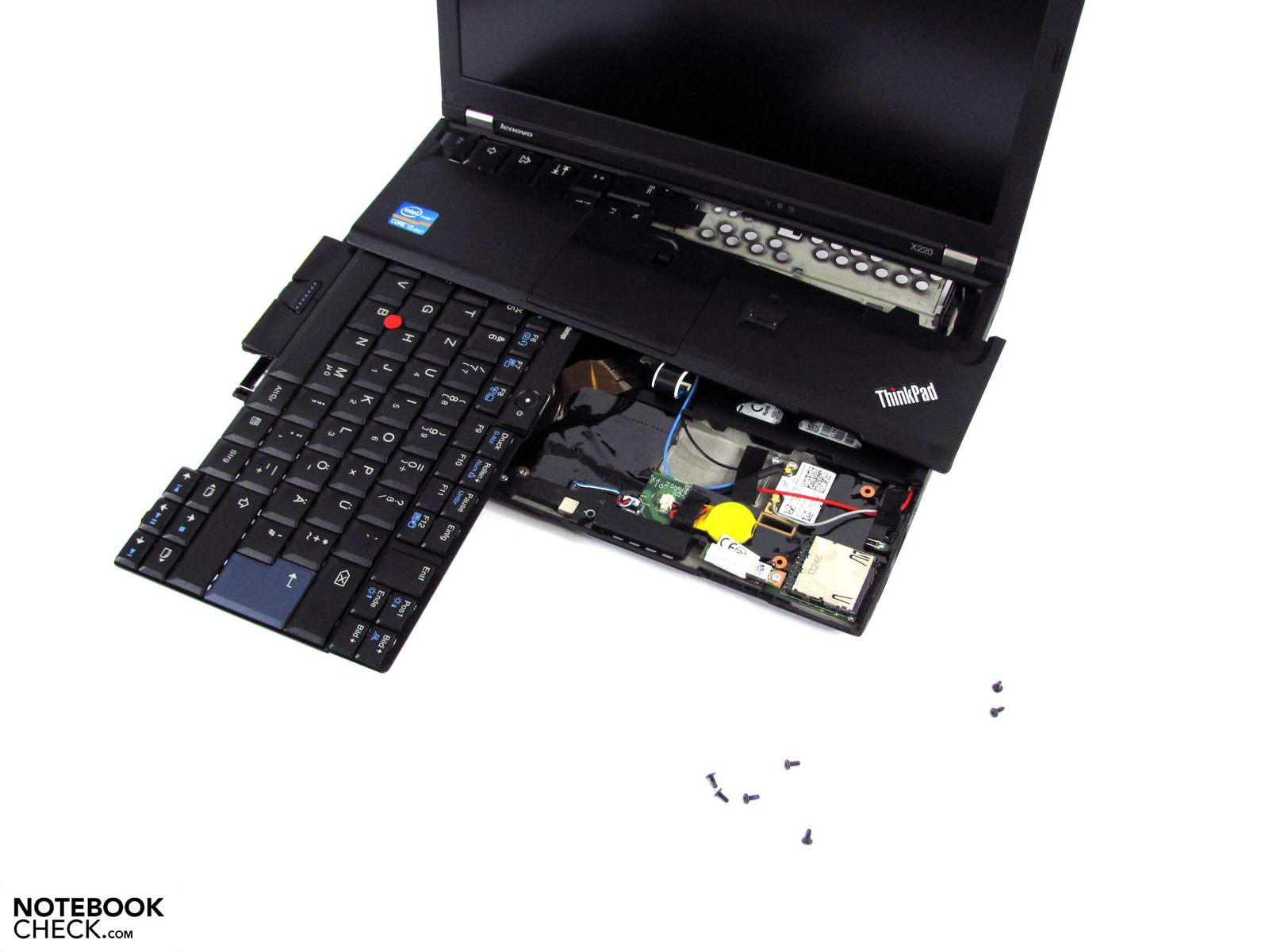 Review Lenovo Thinkpad X220 Ips Subnotebook