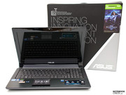 In Review: Asus N53SN-SX091V (X5MSN) Notebook, by courtesy of Notebooksbilliger.de