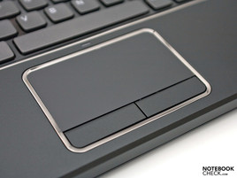 Pleasant touchpad with multi-touch