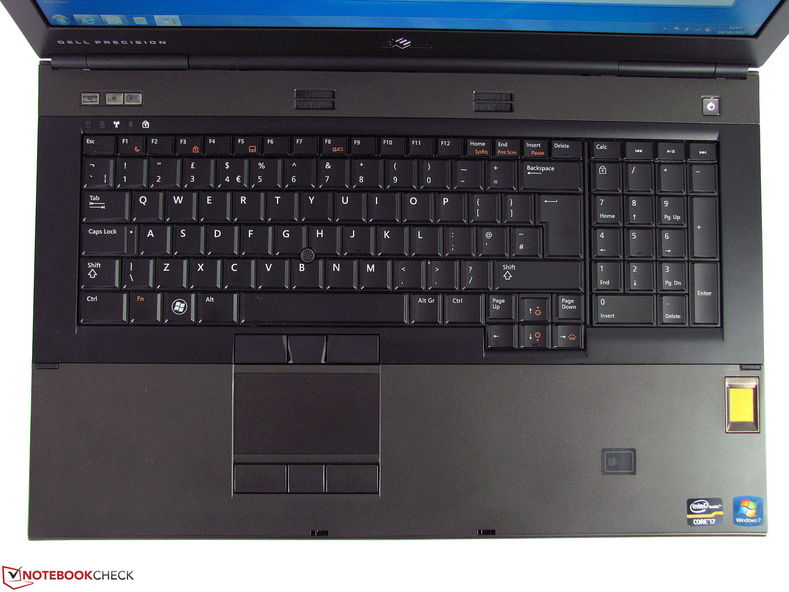 review dell precision m6600 notebook