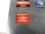 The quad core CPU and dual graphics suggest good prerequisites for high performance. Unfortunately, without success.