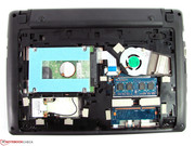A free mini PCI-Express slot allows for upgrading.