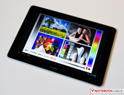 Huawei's MediaPad 10 featuring a Full HD screen