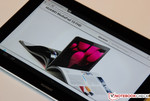 Strong screen, but a bit weak: the MediaPad 10 FHD from Huawei.
