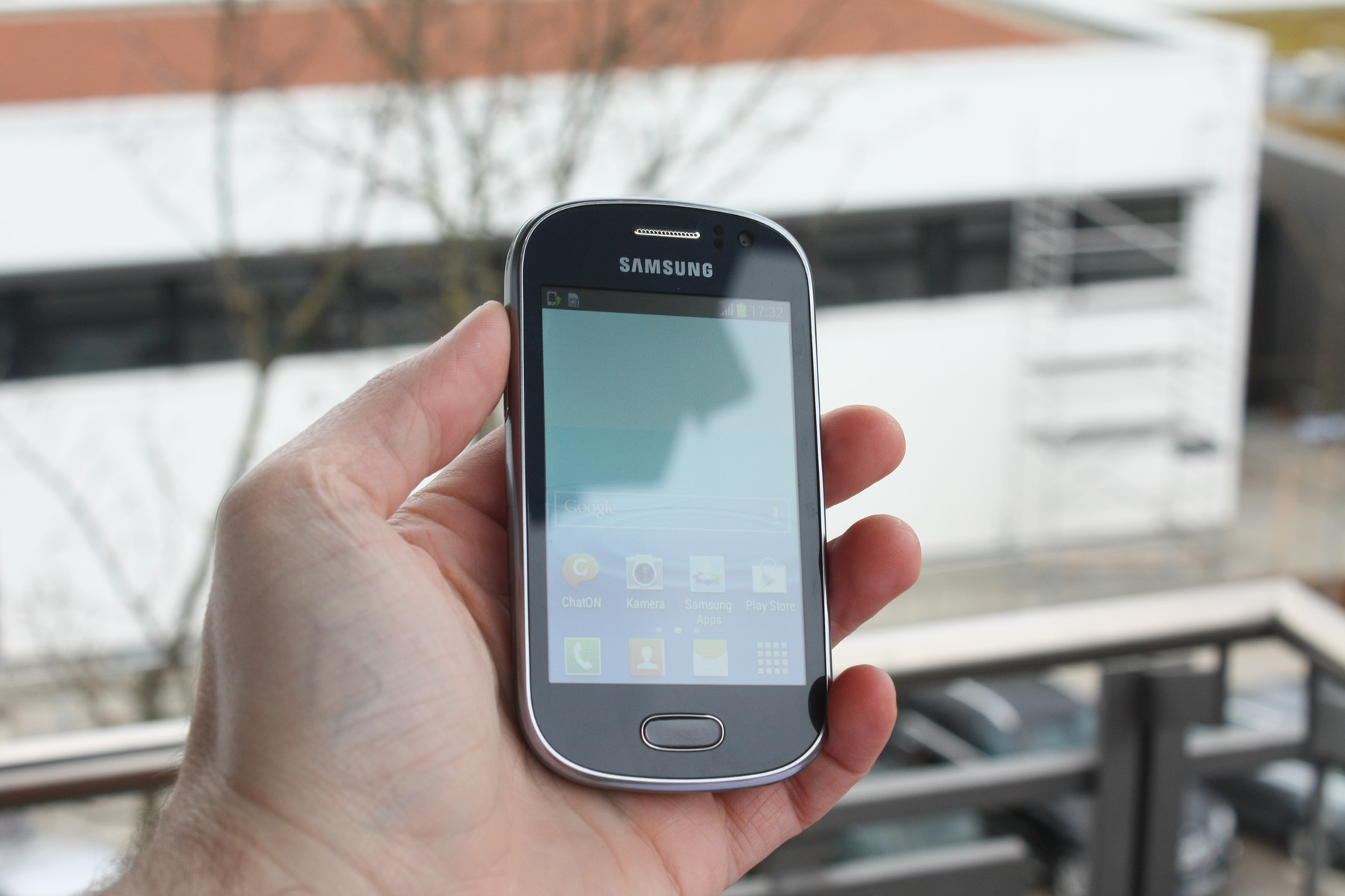Review Samsung Galaxy Fame Gt S6810p Smartphone