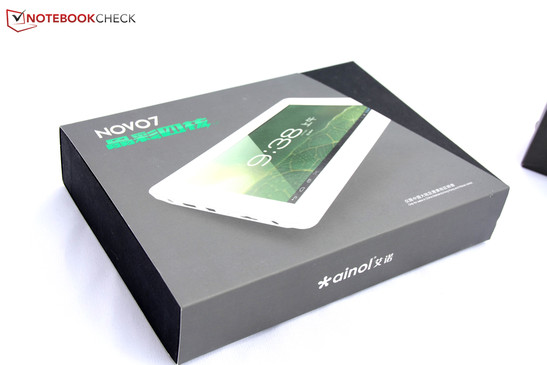 In Review: Ainol Novo 7 Crystal Quad Core. Test device courtesy of: http://www.cect-shop.com/
